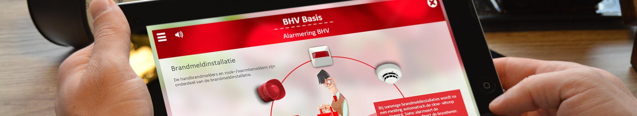 BHV cursus ipad